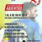 19ª EDICIÓN CAMPUS DE FUTBOL CIUDAD DE ALCOY «JORGE MOLINA» 2019