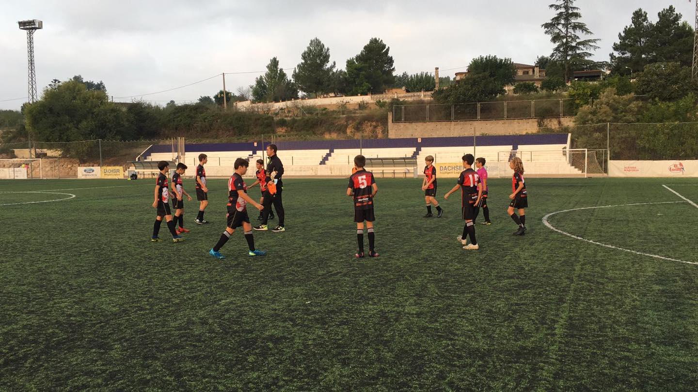 C.D. Albaidense «A» 0-4 Club De Fútbol Ciudad Alcoy «B»